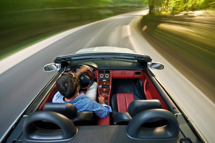 ALFA ROMEO GTV V6 3.0/BMW Z3 2.8 L/MERCEDES SLK 320