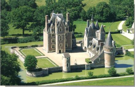 Chateau de la fraise